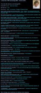 Solange REY : interview n°28 du 28 février 2014